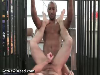 Buster Sly and Chris Khol interracial