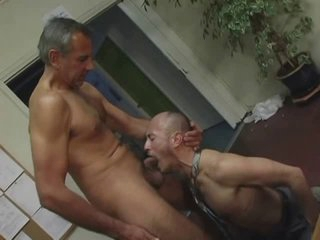 daddy fuck guy in post