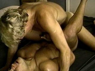 Waking up in the morning, these two hot studs have their ritual....