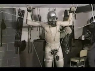 Vintage Homosexual Bondage And CBT