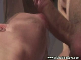 Studs suck eachothers nipples and dick