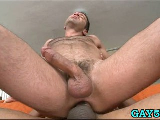 Enormous throbbing cock for white guy