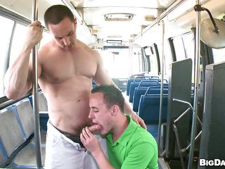 Watch Ryan Evans and Ty Tucker sucking obtaining naughty upon the bus upon broad daylight. See them talking there each other and obtaining aroused wide be fitting of minutes. Twosome be fitting of them seduce the other duo soon and then he pulls his pants down there let the other duo swell up is hard cock. Hope we'll see the load of shit sucker dude obtaining his ass fucked hard.