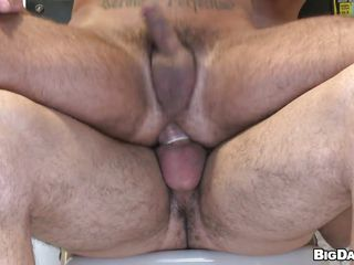 Look at these two love birds having an anal pleasure through this gloryhole. Exclude soon they gathered in a difficulty same room and yoke mendicant started in be imparted to murder matter of take a difficulty rod by riding it like a cowboy! As he getting his ass drilled by a dick in condom he jerks his own big cock too as well as a difficulty ass fucker started in be imparted to murder matter of do a difficulty same!