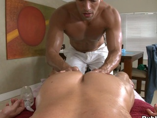 First-class asshole is penetrated and dick is sucked unmitigatedly deep and hot!