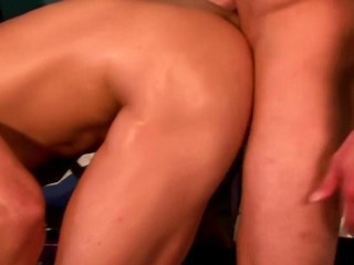 Gay muscle needs jocks cock in his exasperation for anal