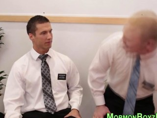 Mormons hole creampied