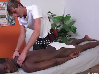 Kyle Jacobs Seduces His Dark Client